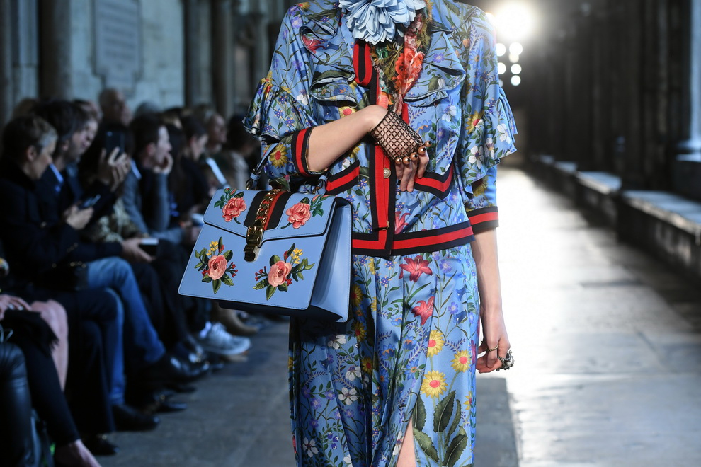 Image result for gucci 2017 cruise collection