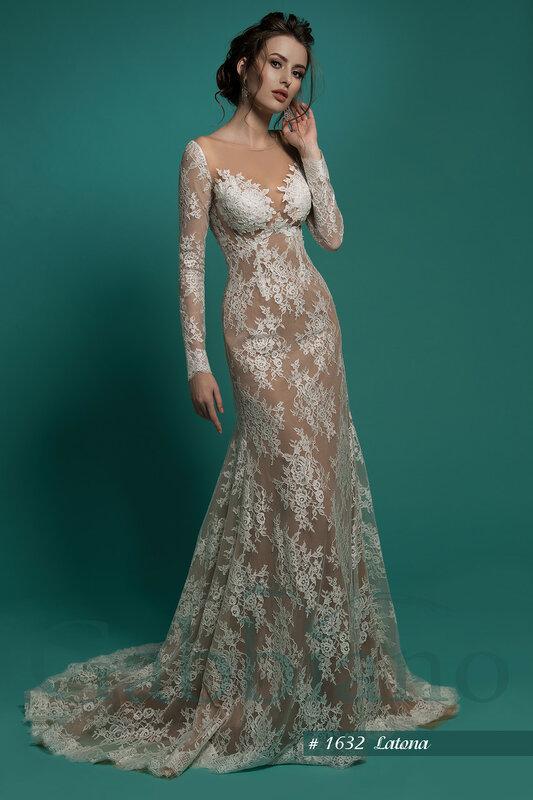Свадебное платье Латония