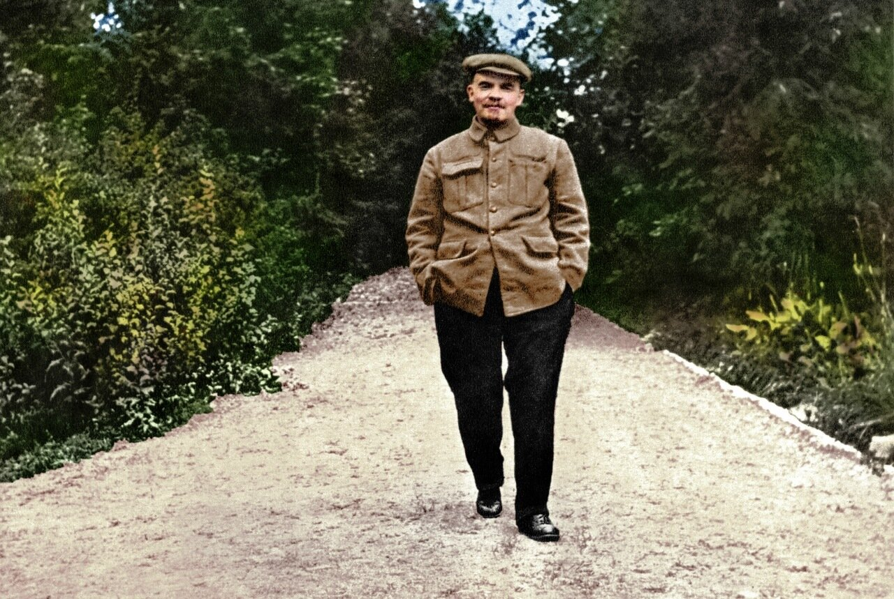 Lenin, 1922 год