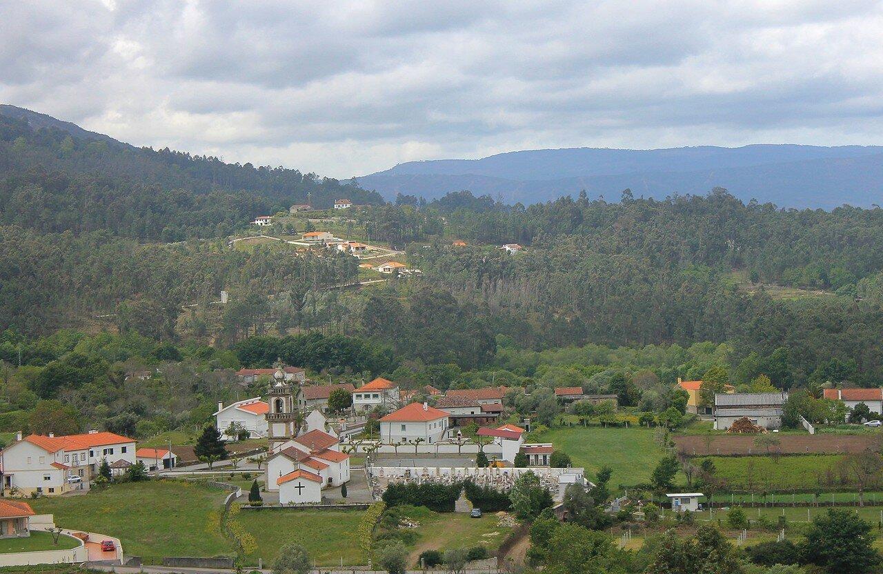 Пейзажи Минью, Северная Португалия