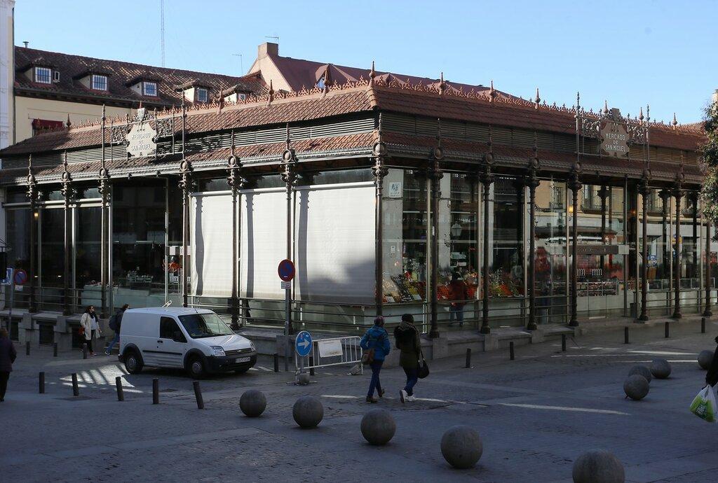 Market of San Miguel (Mercado de San Miguel)