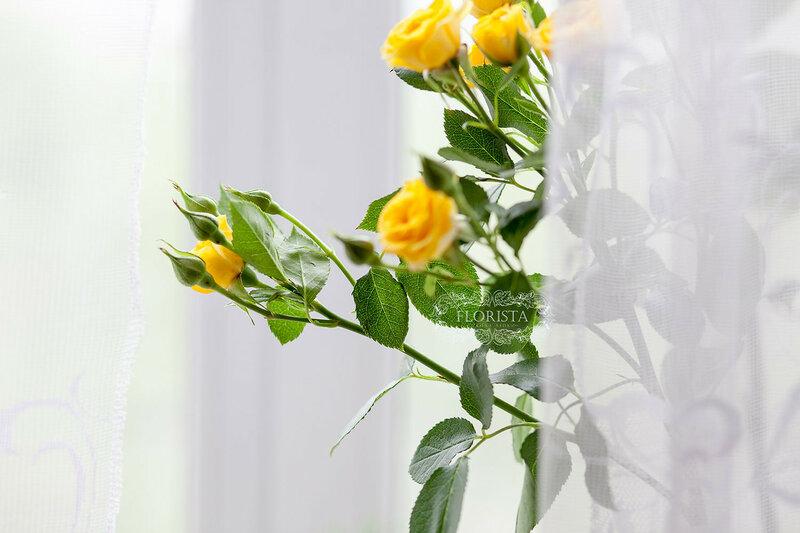 Цветы в разборе.
