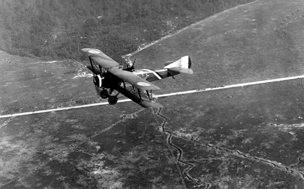 3. Немецкий аэростат. (Фото National Archives   Official German Photograph):