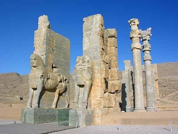 Как 18-я по величине империя за всю историю, Держава Ахеменидов (также называемая первой Персидс