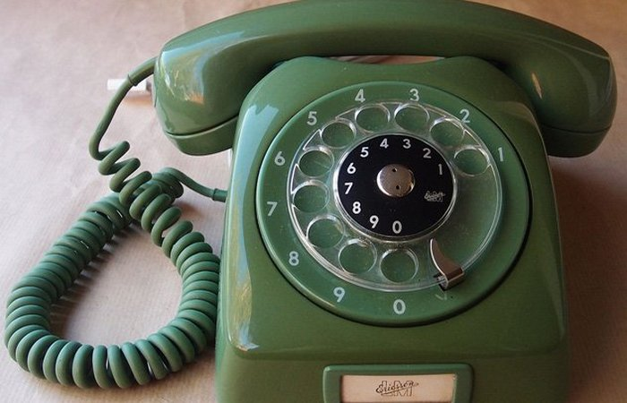Милое вчера: услуги на основе телефонии. До появления персональных компьютеров единственным массово