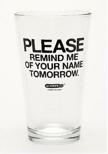 «Пожалуйста, напомни мне завтра, как тебя зовут». Также смотрите: Дизайн чайных пакетиков Красиво пи