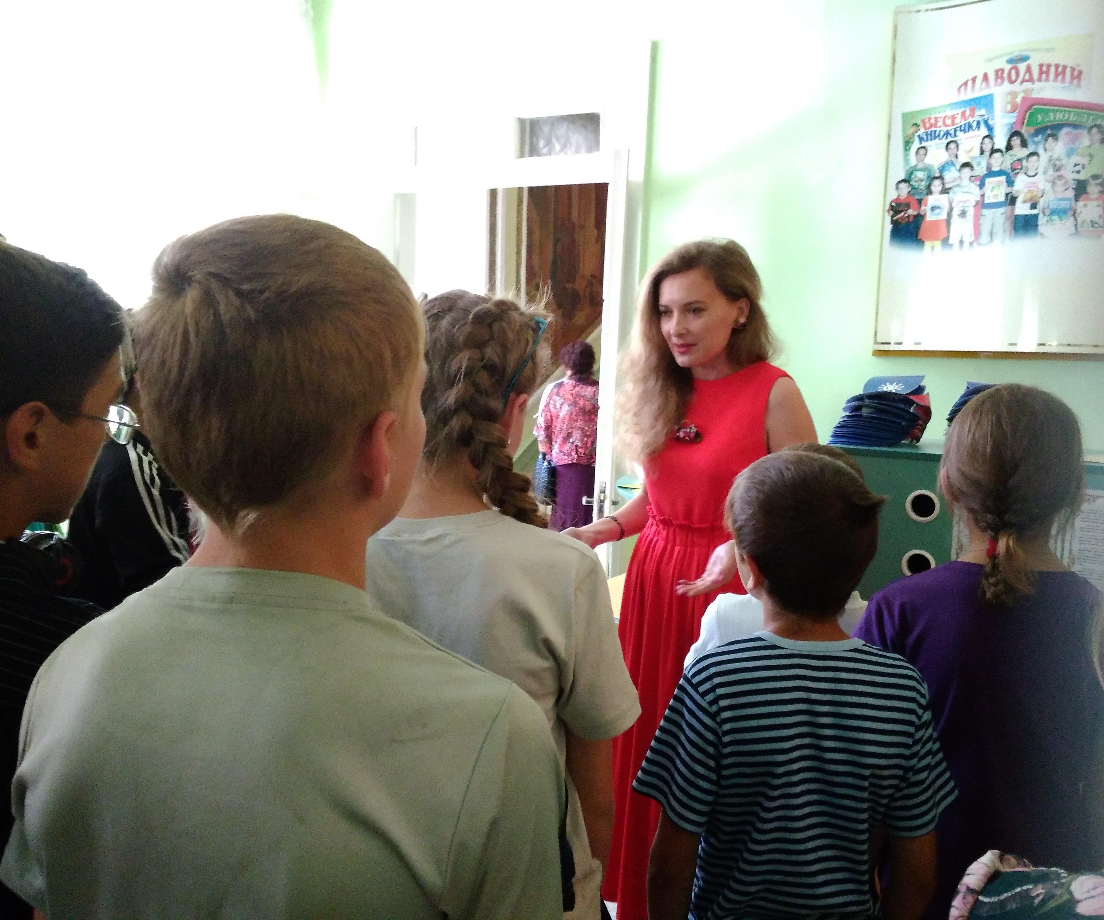 донецкая республиканская библиотека для детей, гуманитарная программа по воссоединению народа донбасса, литературное путешествие, сказочный мультсалон