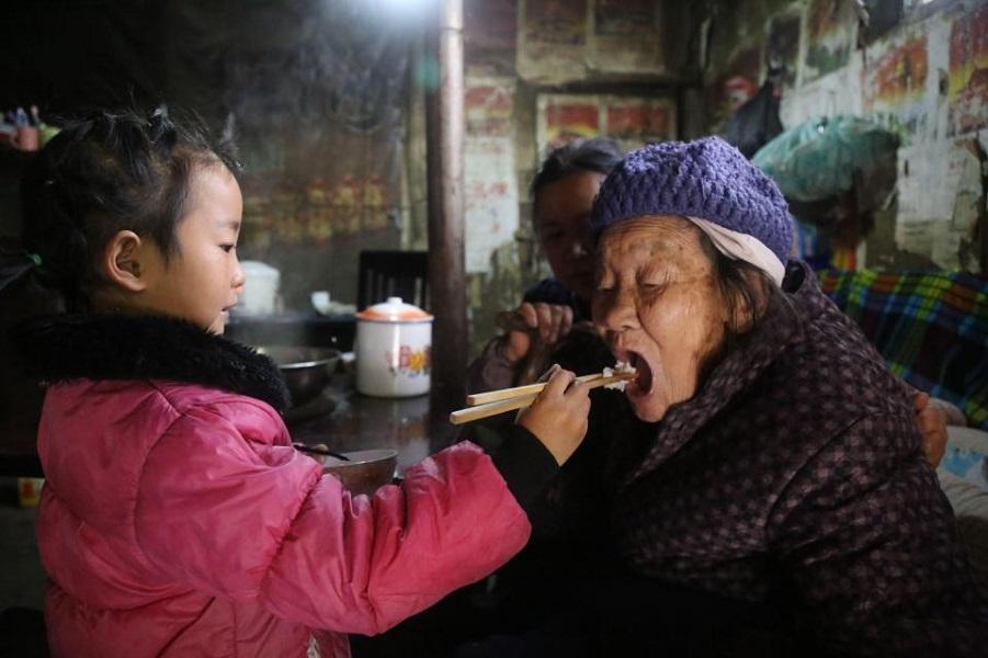 Китайское детство, бывает и так…