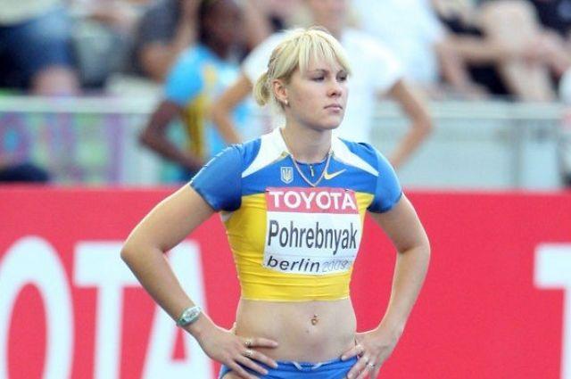 Украинка прошла вОлимпийский полуфинал забега на200 метров