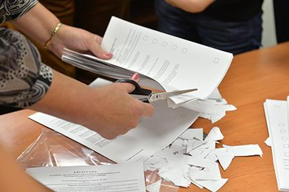 ЦИК обратится вГенпрокуратуру поповоду нарушений впроцессе выборов