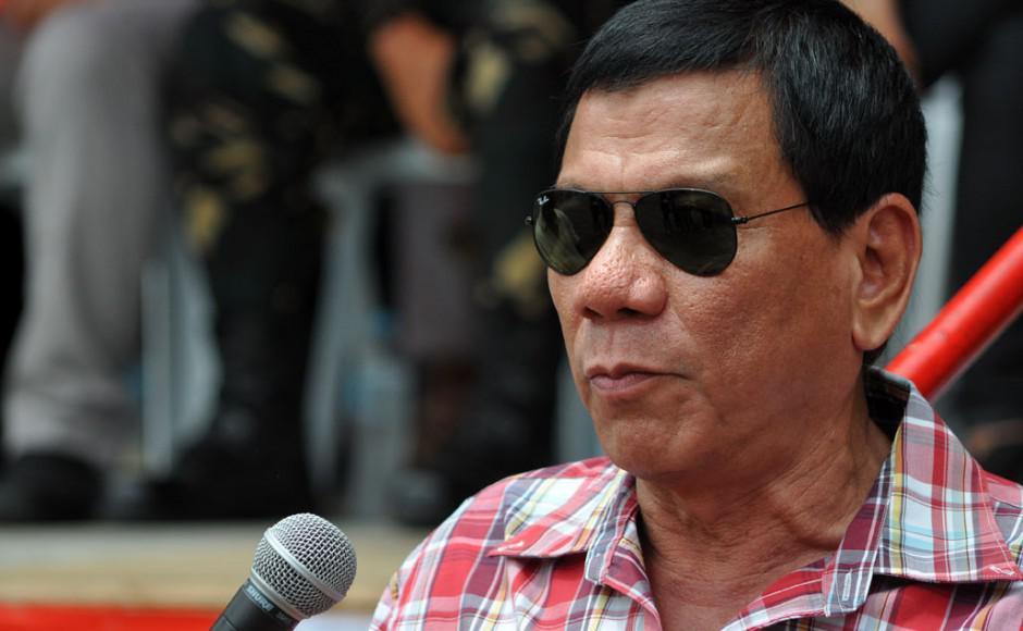 Президент Филиппин предложил Бараку Обаме «идти кчерту»