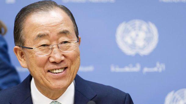 Пан ГиМун может принять участие президентских выборах вЮжной Кореи