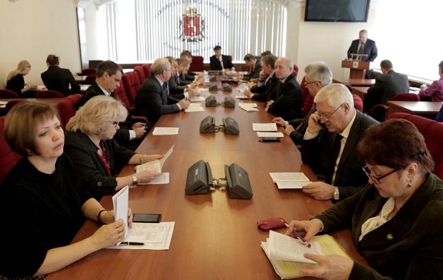 Бюджет Владимирской области увеличился на1,3 млрд. руб.