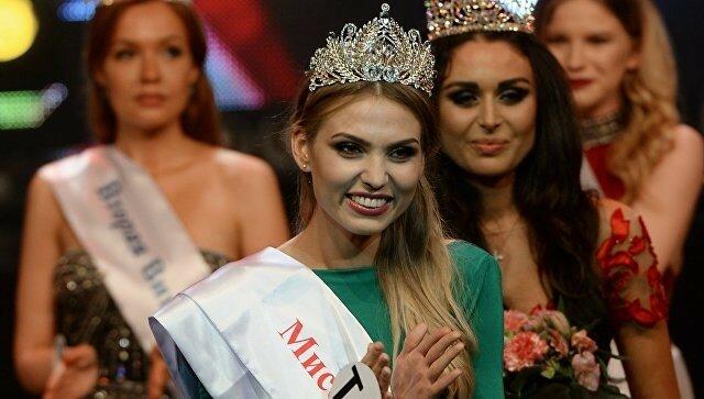 новая «Мисс Москвы»