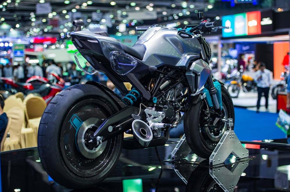Концепт Honda 150SS Racer