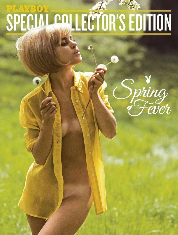 Playboy Special Collector's Edition 2016 Spring Fever