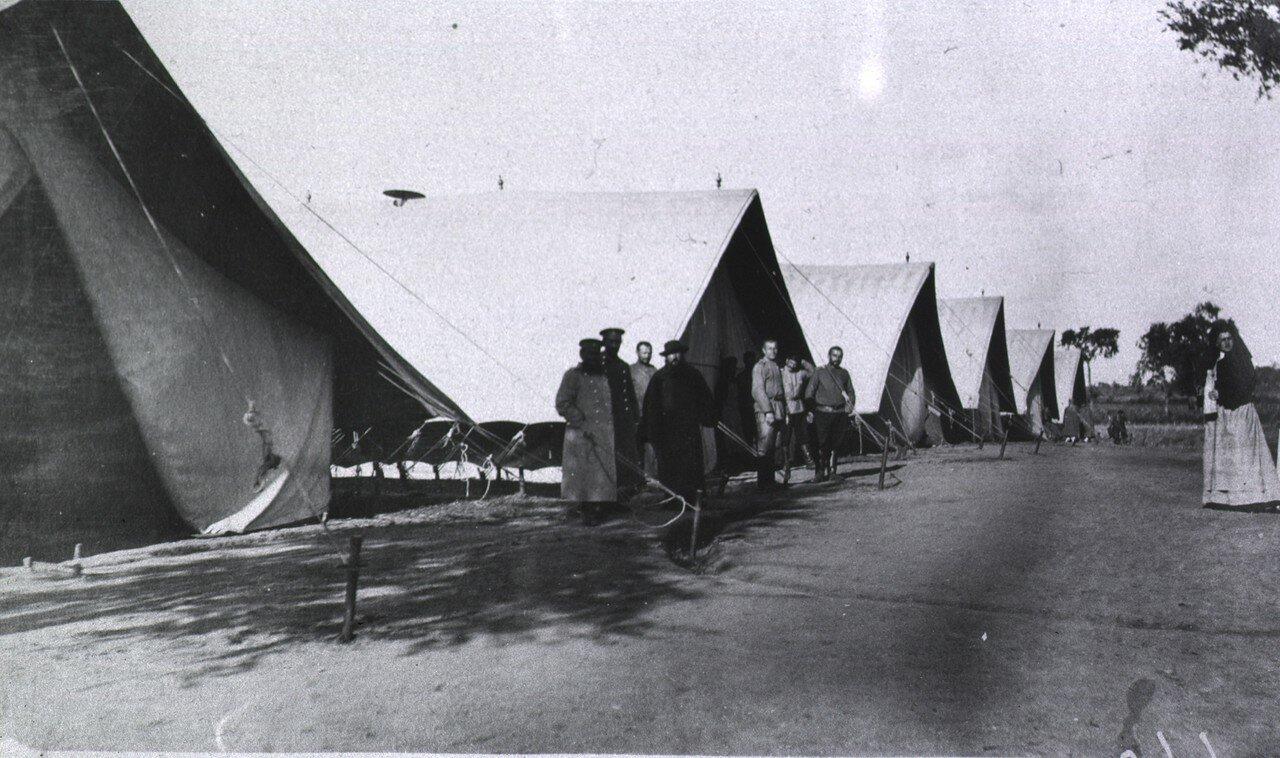Полевой госпиталь №109. 38-й дивизии