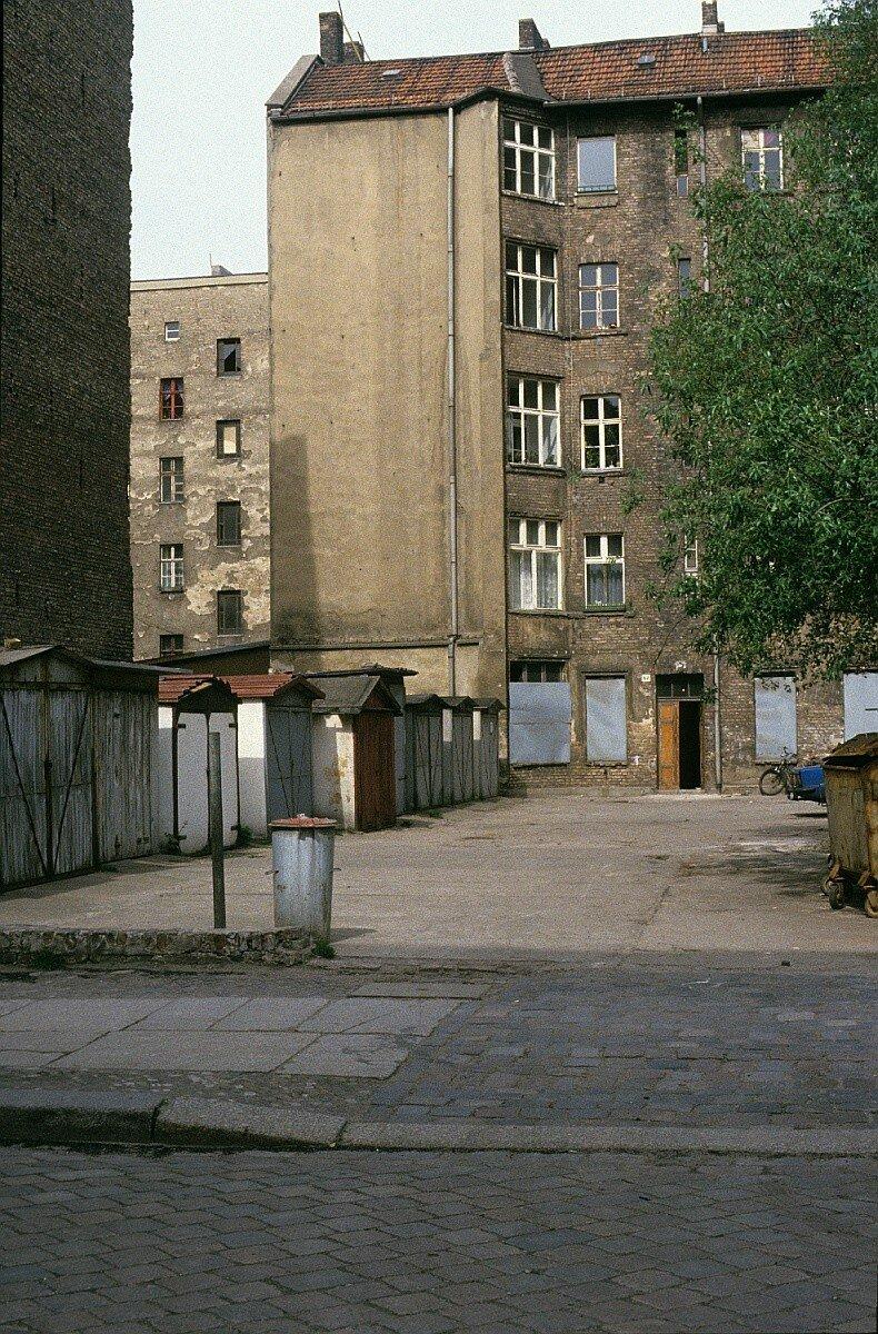 Берлинский дворик