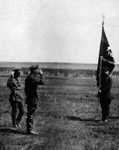Челябинск. Челябинская военная школа готовила политработников и командиров для Красной Армии. 1922