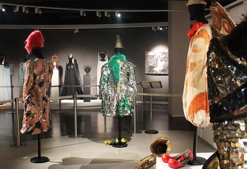 кино и мода выставка
