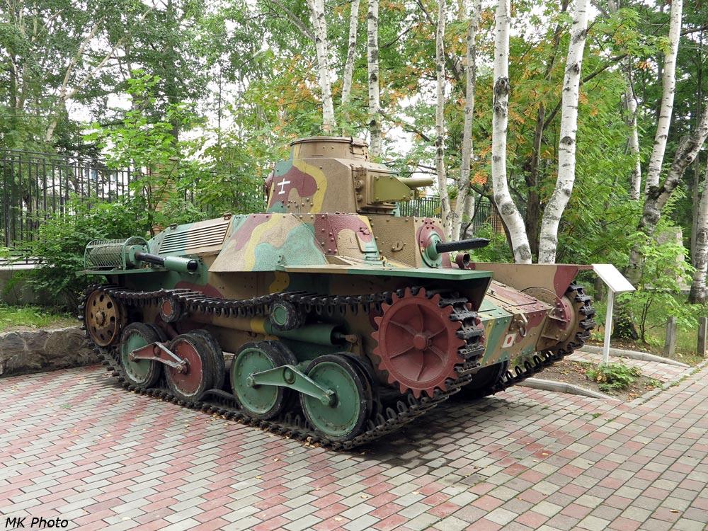 Японский лёгкий танк