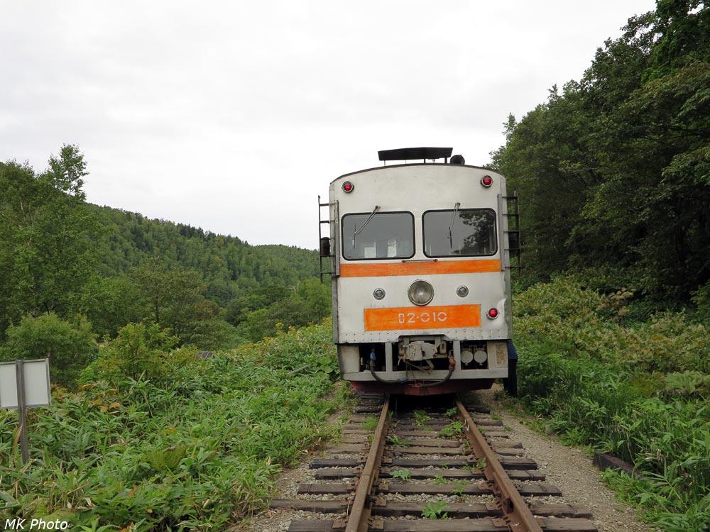 Японский дизель-поезд