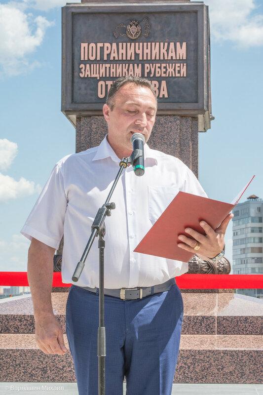 первый памятник пограничникам