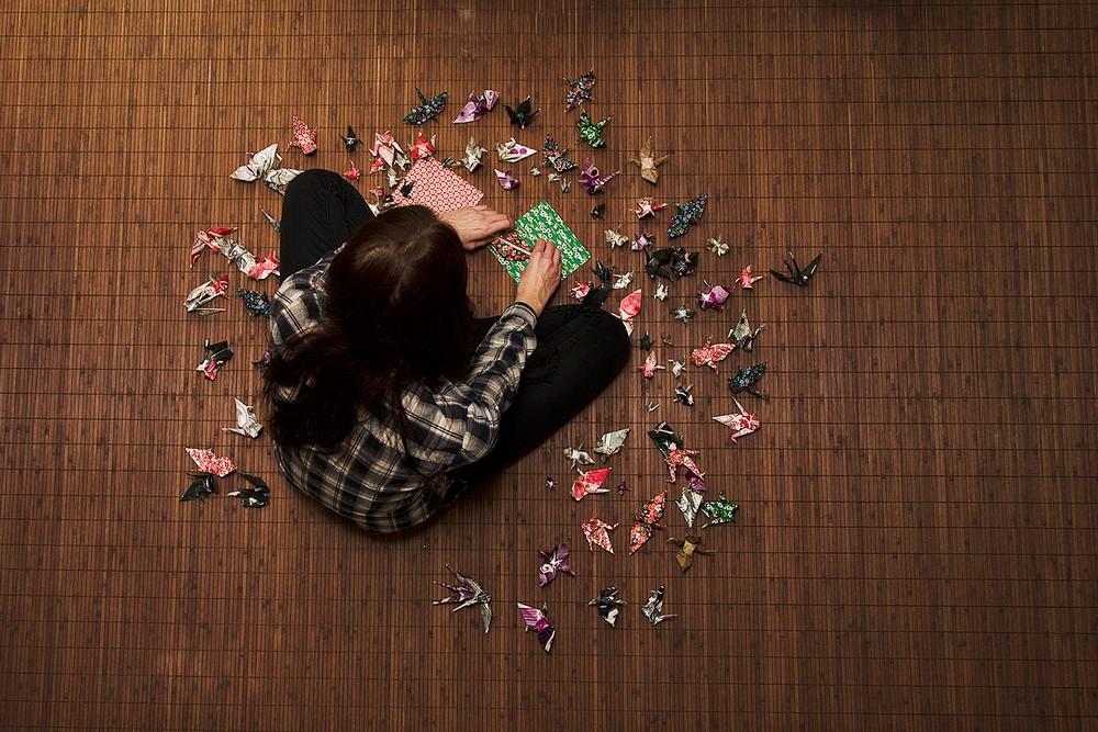 Фотопроект «Момент жизни» Флориана Боденона