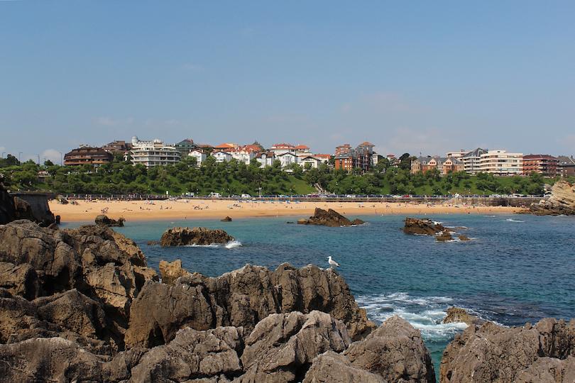 Лучшие места для пляжного отдыха в Испании