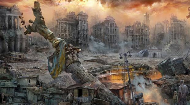 """""""Свержения Порошенко дало бы мощный импульс антиукраинской истерии в россии и лугандоні"""", - блогер из оккупированного Донецка"""