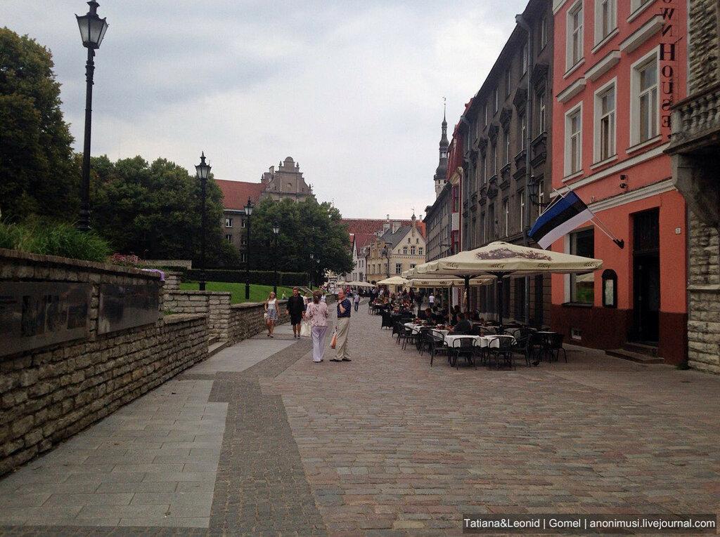Прогулка по Таллину