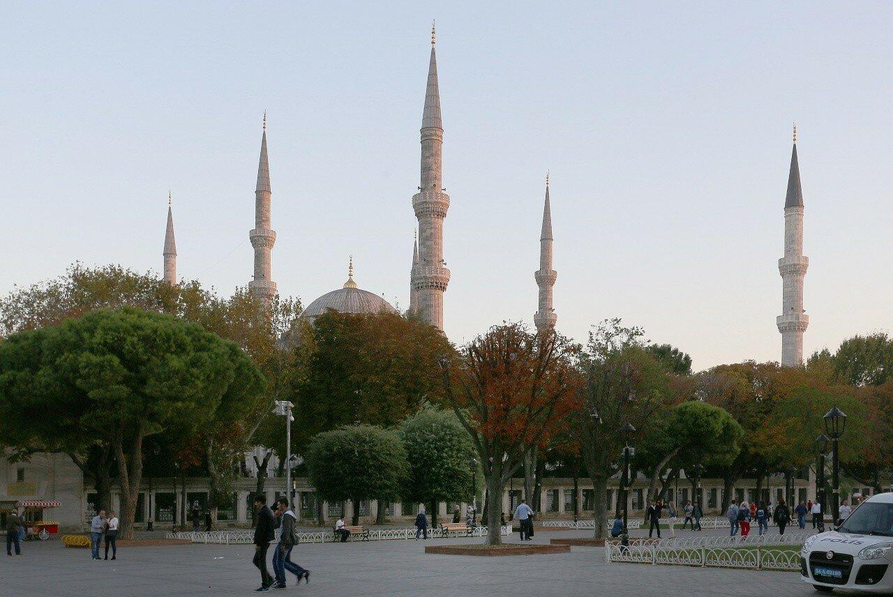 Istanbul, Sultanahmet