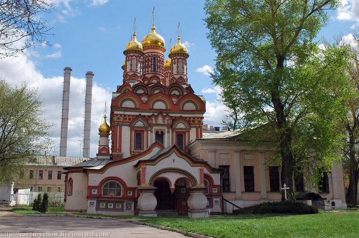 Церковь свт. Николы на Берсеневке