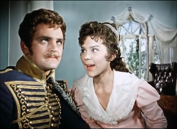 Кадр из фильма *Гусарская баллада*, 1962 | Фото: filmpro.ru