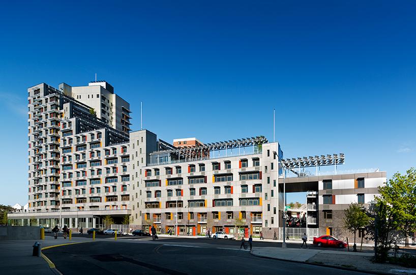 Via Verde — живописный жилой комплекс в Бронксе (9 фото)