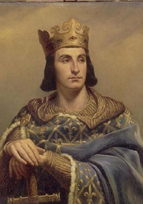 Французский король Филипп II Август правил в период с 1180 по 1223 гг. Он прославился не только учас