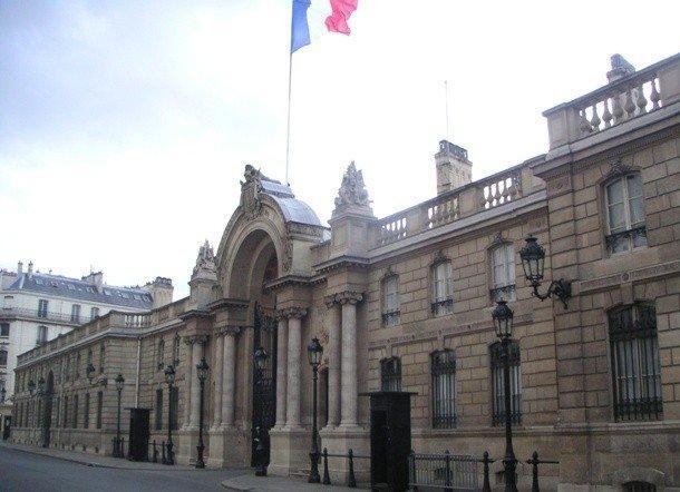 10. Елисейский дворец, Франция Этот дворец, находящийся вблизи Елисейских полей, является официально