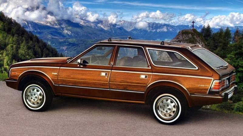 AMC Eagle Wagon '1985