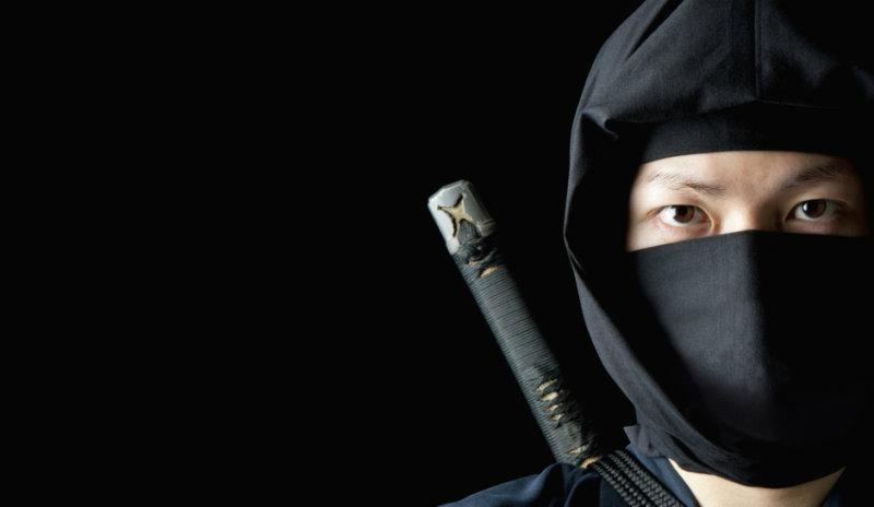 История японских воинов-ниндзя покрыта мраком — как и, собственно, их профессиональная деятельность.