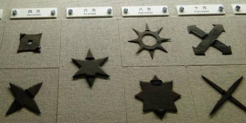 Сюрикен является одним из самых известных оружий ниндзя. Вопреки расхожему мнению, использовали