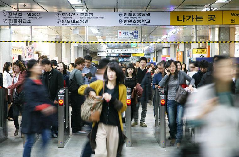 Если вы собираетесь путешествовать по Южной Корее на общественном транспорте (метро, экспрессы до аэ