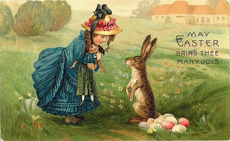 Откуда уши растут: почему у католиков символом Пасхи является кролик
