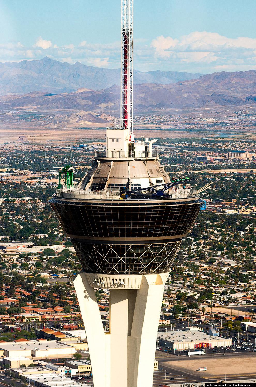 29. Международный аэропорт Мак-Карран (McCarran International Airport). «Ворота Лас-Вегаса» обс