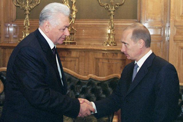 Путин вручил первую премию заукрепление единства русской нации