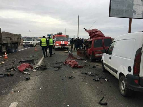 НаЛьвовщине случилось смертельное ДТП спассажирским автобусом | дтп