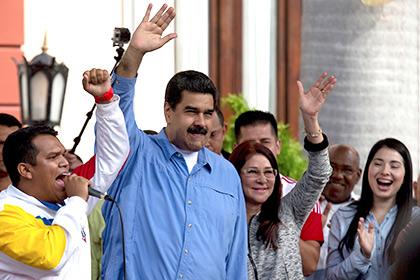 Венесуэла купит уРФ оружие для борьбы сбеспорядками