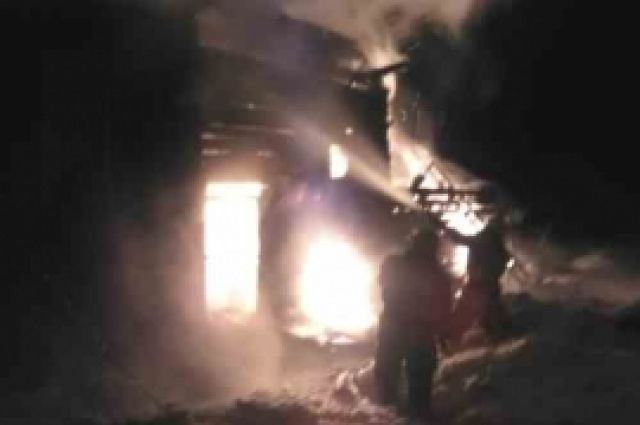 84-летняя пенсионерка живьем  сгорела всвоем доме вВетлуге