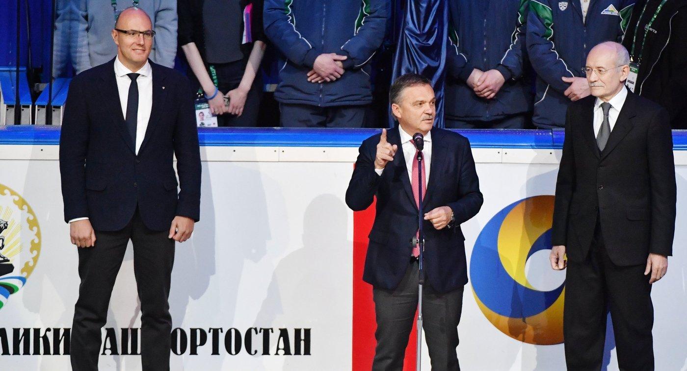 Руководитель Башкортостана: если получится, Уфа будет претендовать начемпионат мира
