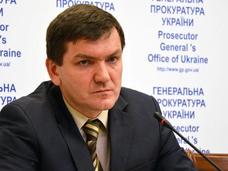 Горбатюк: Поделу Майдана посадили только одного титушку