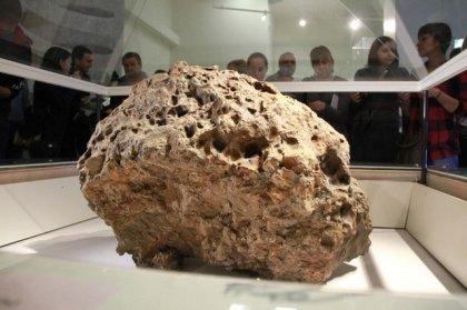 ВСША нааукционе реализуют метеорит старше Земли